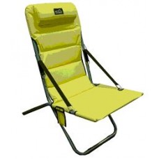 CHAIR RECLINER YELLOW