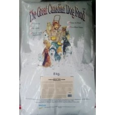 GREAT CANADIAN HOLISTIC CHICKEN & BROWN RICE 8KG