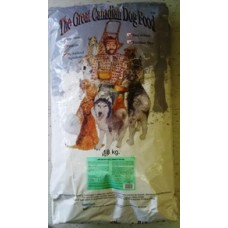 GREAT CANADIAN DOG FOOD LAMB & RICE 18 KG