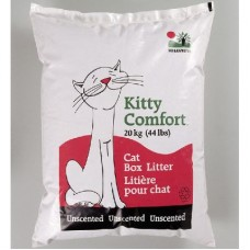 CAT LITTER KITTY COMFORT CLAY