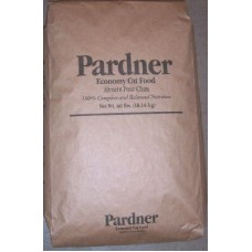 CAT FOOD PARDNER 40LB