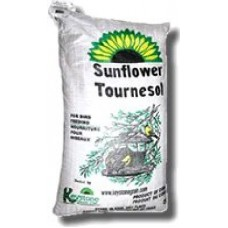 BIRD FOOD BLACK OIL SUNFLOWER 50LB