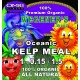FERTILIZER KELP MEAL 2.7KG