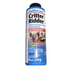 CRITTER RIDDER 250G
