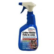 CRITTER RIDDER REPELLENT SPRAY 940ML