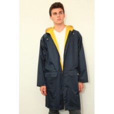 RAIN PARKA NYLON REVERSABLE MENS