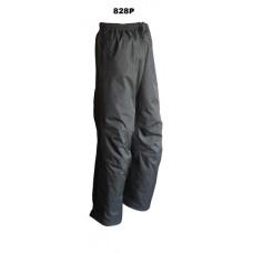 RAIN PANT W BOOT ZIP