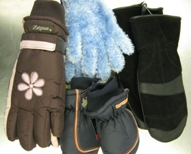 women & children gloves